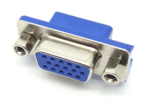 small resolution of vga connector receptacle d sub 15pin