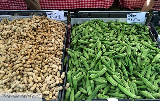 Peanuts-Okra-Daniel-Island-Farmers-Market-POLYWOOD-Blog_540