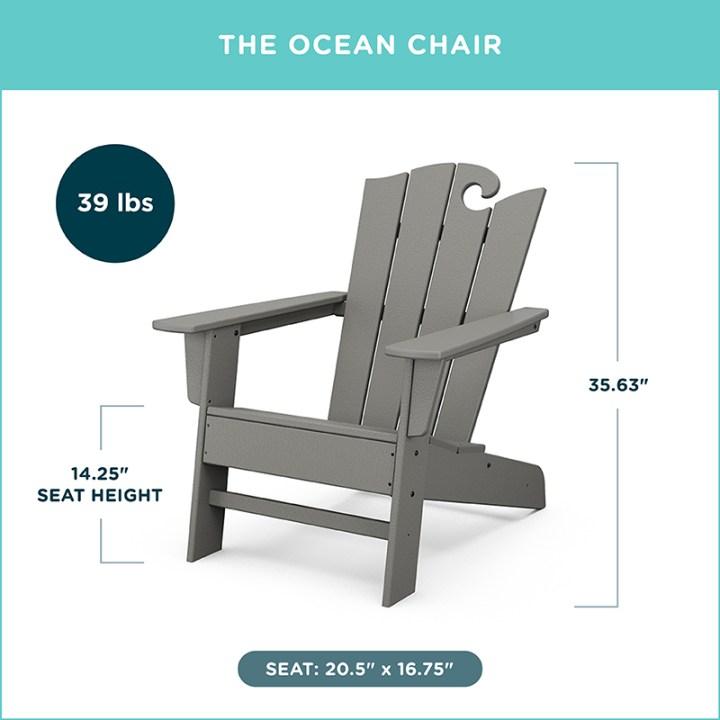 The Ocean Chair