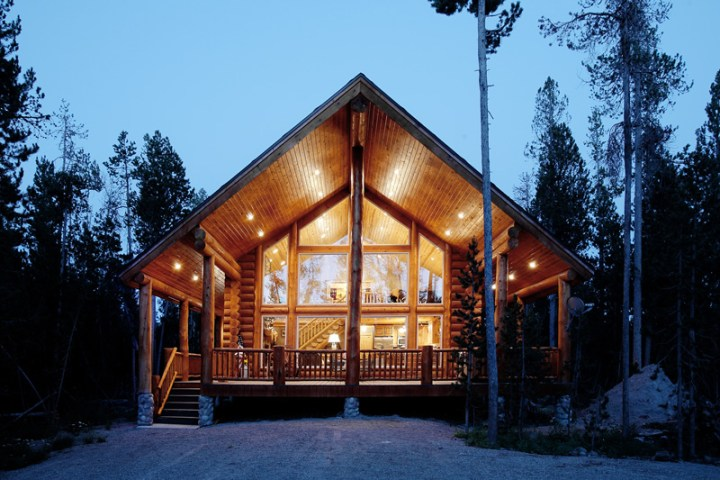 Choosing Outdoor Furniture For Your, Cabin Outdoor Furniture