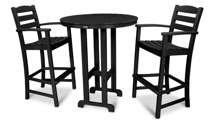 La Casa Café 3-Piece Bar Set