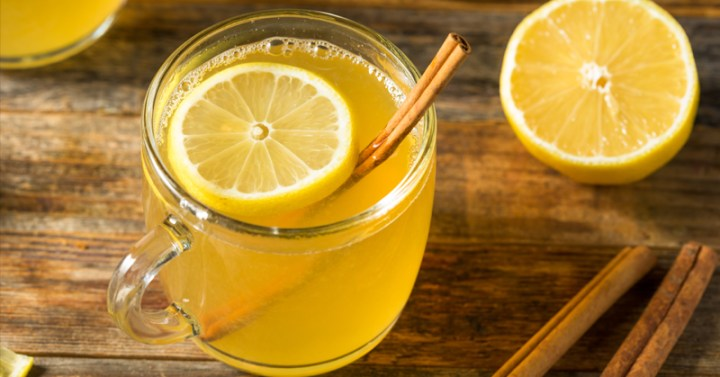 Non Alcoholic Not Hot Toddy Outdoor drinks