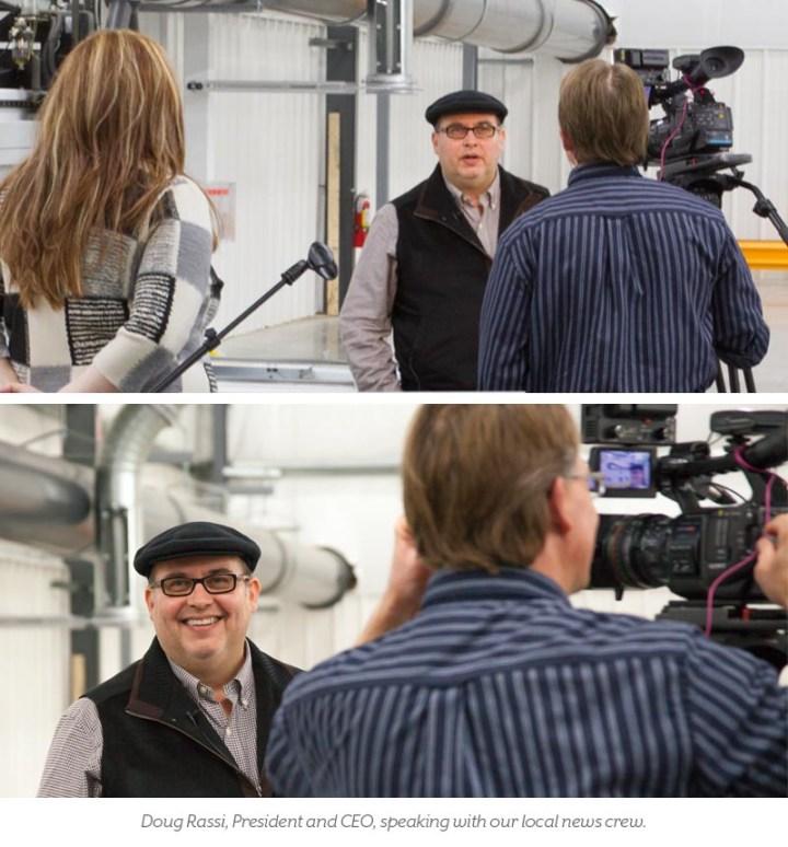 Camera Interviews