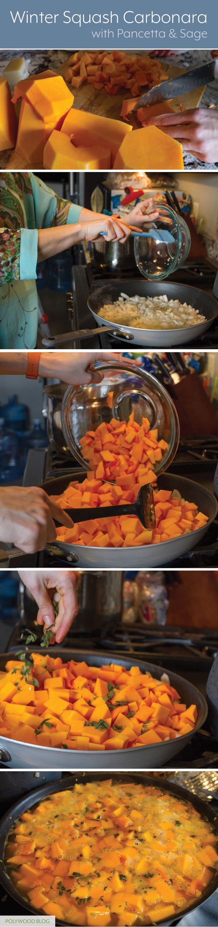 Winter-Squash-Carbonara-Recipe-POLYWOOD-Blog-FirstSteps