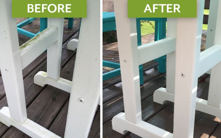 Before-After-Cleaning-POLYWOOD-Furniture