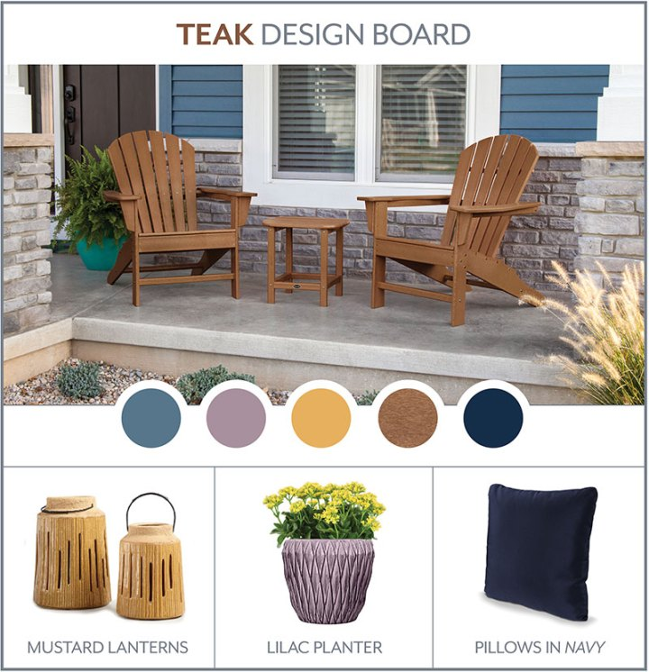 teak-south-beach-adirondack-design-board