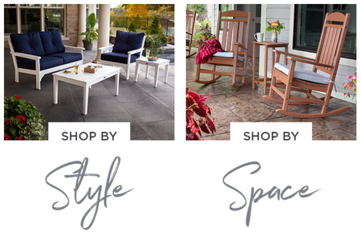 Shop by Space, Shop by Style