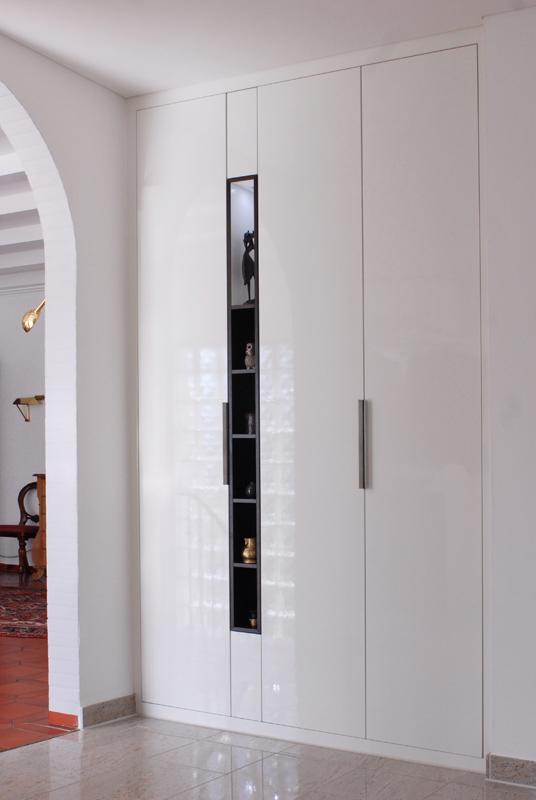 Polzer Innenausbau Garderoben Einbauschrank