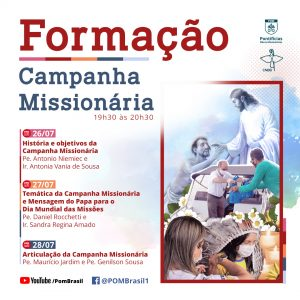 Materiais da Campanha Missionária 2021 estão chegando