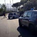 Ercolano, Quattro fermati per rapine perpetrate a coppiette e turisti