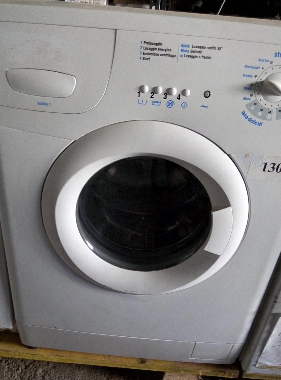 Lavatrici ricondizionate rigenerate usate