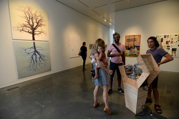Pomona California Art Exhibit