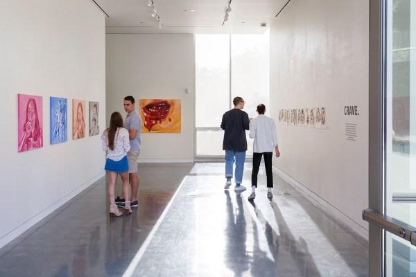 Senior Thesis Art Exhibitions Spring 2017 Pomona College In Claremont California