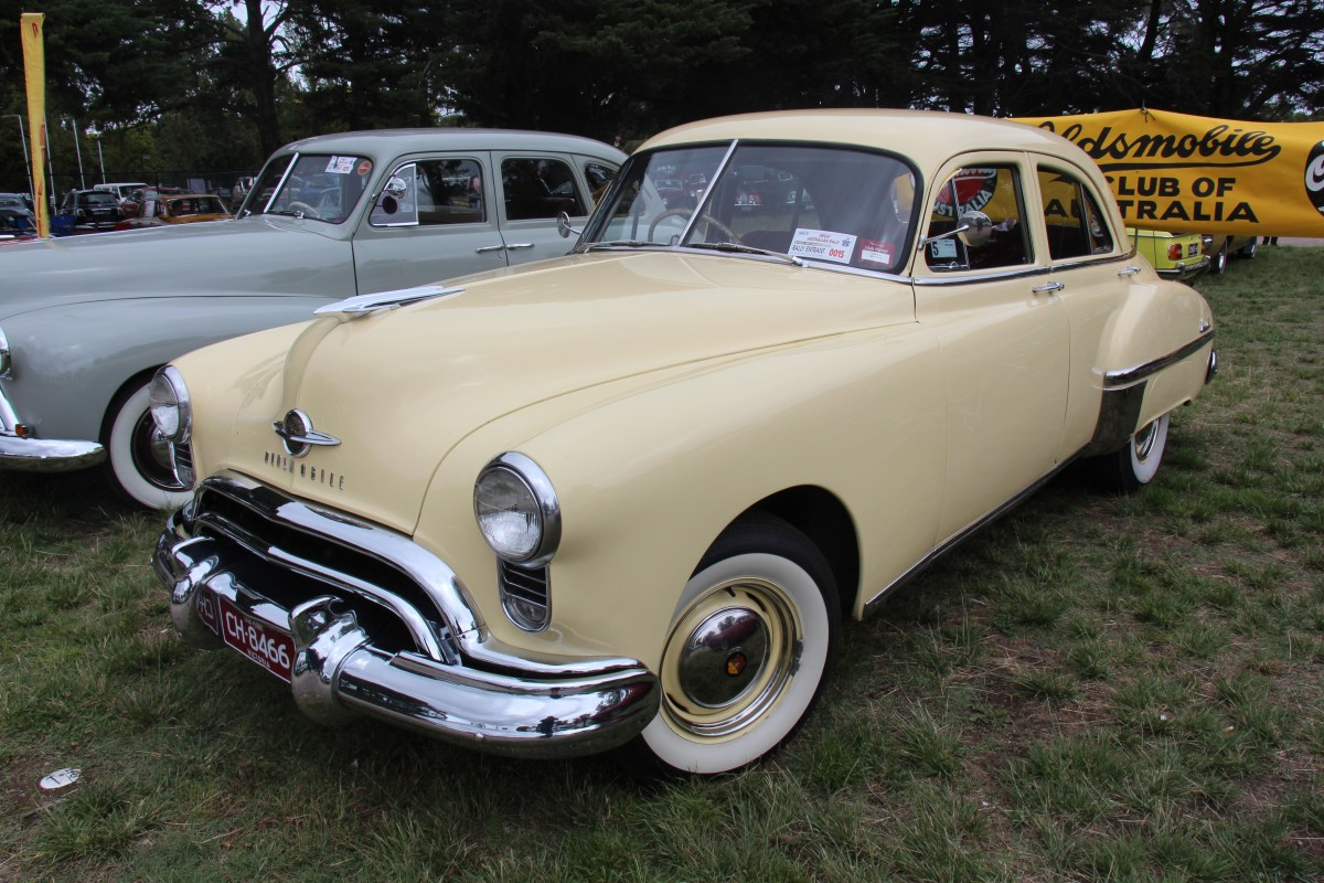 Was The 1949 Oldsmobile 88 America S First Muscle Car Pomona Swap