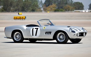Ferrari 250 GT California LWB Alloy Spider
