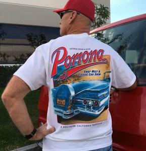 Official 2017 Pomona Swap Meet Event t-Shirt