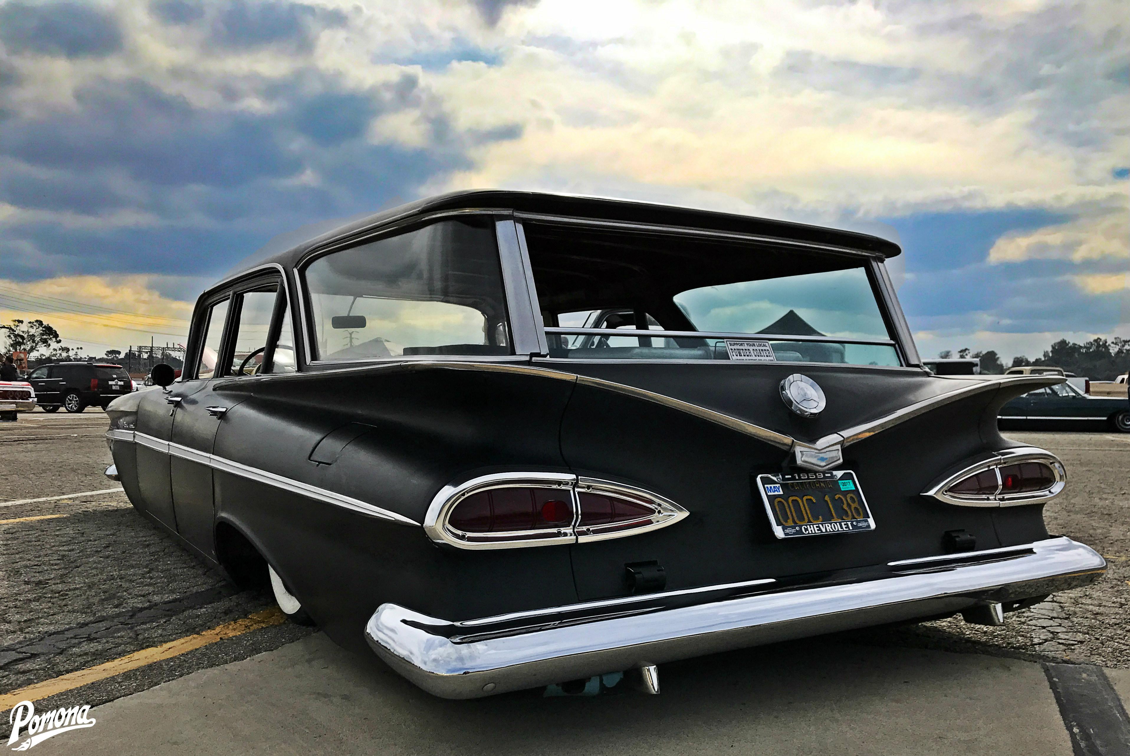 1959 Chevy Station Wagon