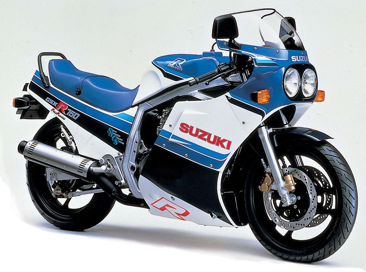 1986 Suzuki GSX R750 (Suzuki)