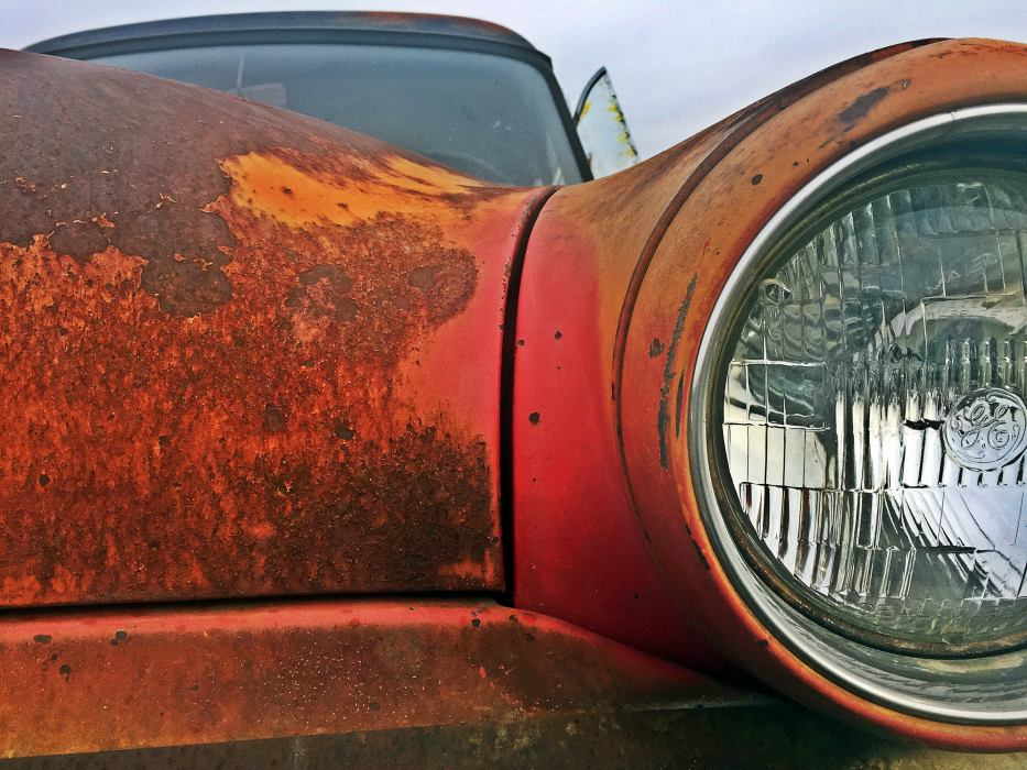 Classic Ford Patina