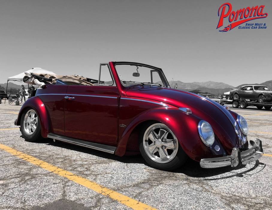 1961 VW Bug Convertible