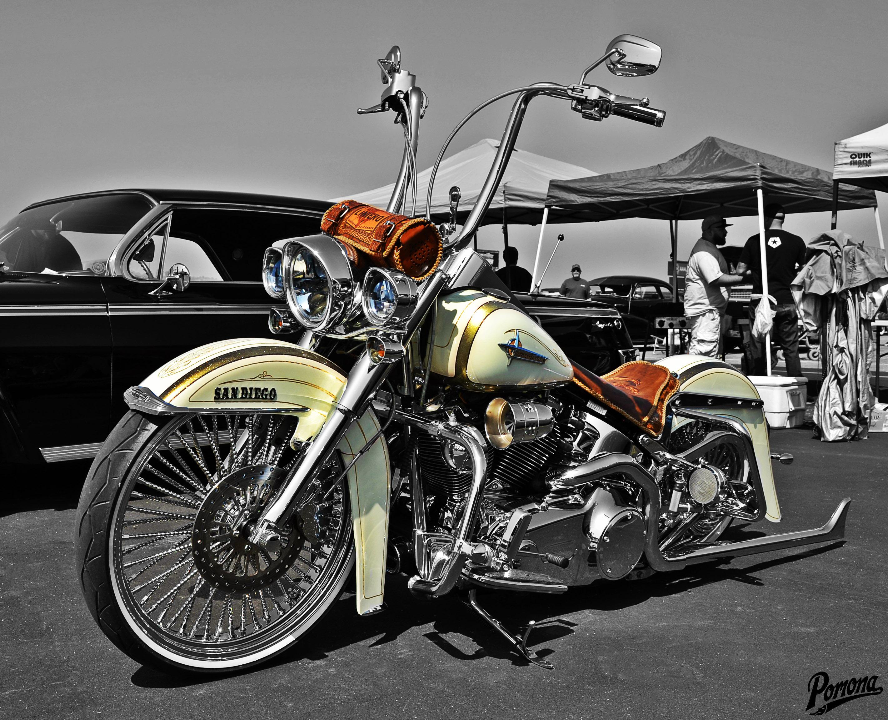Harley Davidson Vicla