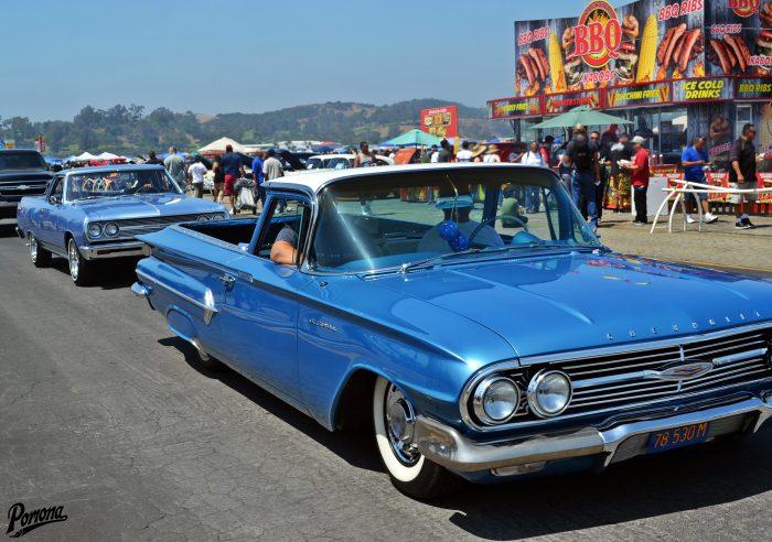 Classic Chevy El Caminos
