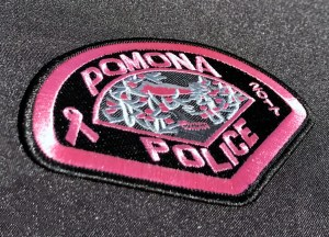Pomona PD Pink Patch
