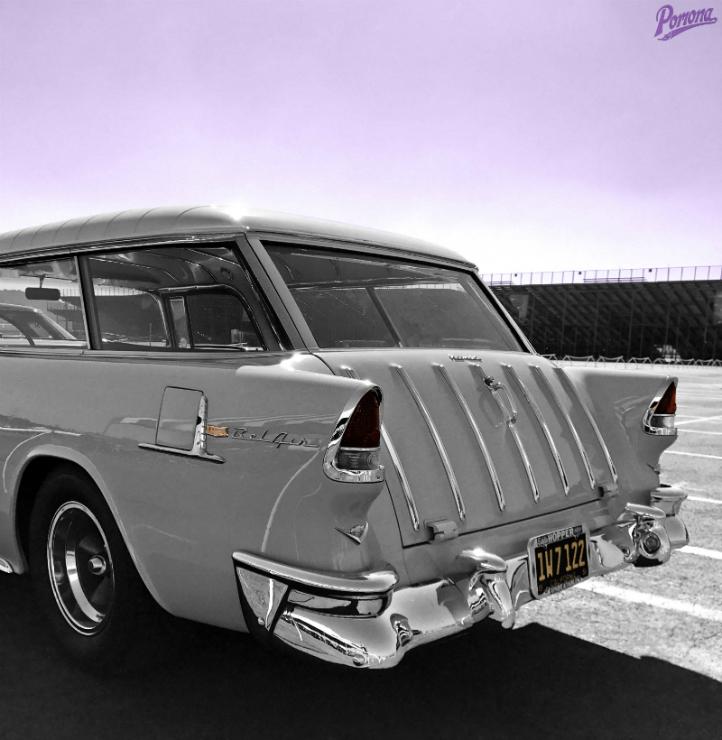 Chevy Nomad Station Wagon