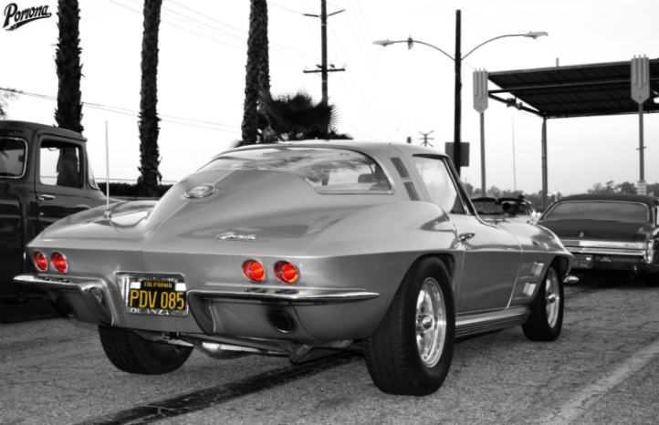 Corvette Color Splash