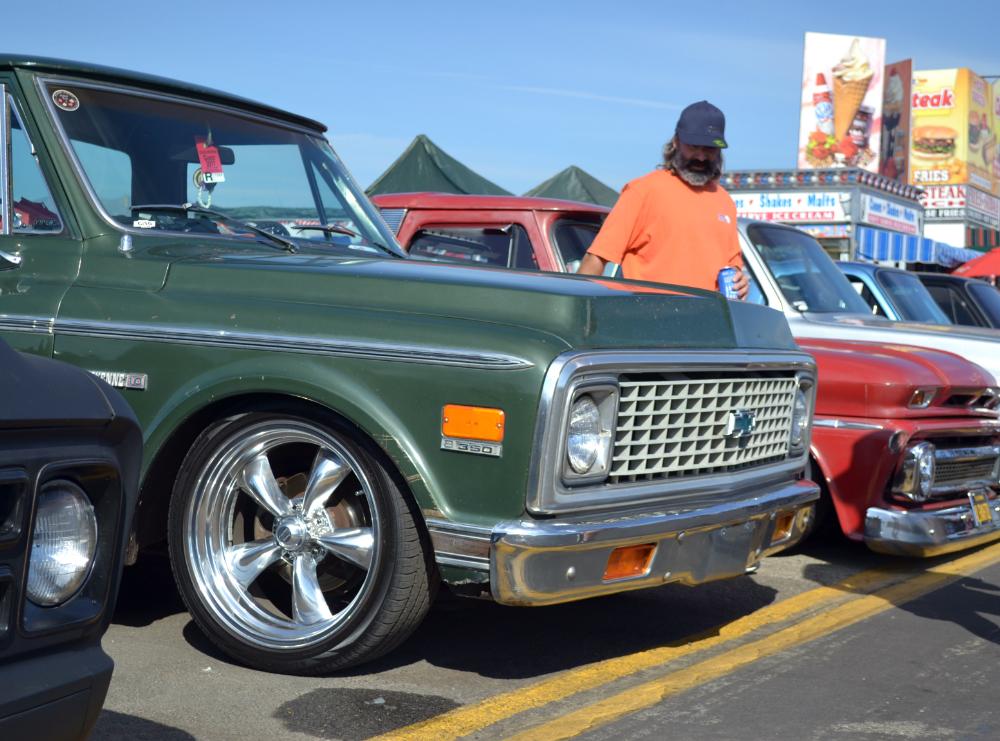 Chevy C10 Series Truck