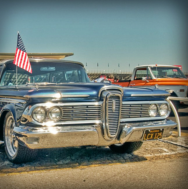 The Southlanders Edsel Owner S Club The Thrills Start With The