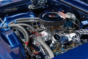 Engine by Darryl Braaten