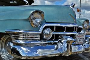 Classic DeSoto Car