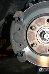 2003 Dodge Caravan Brake Rotor