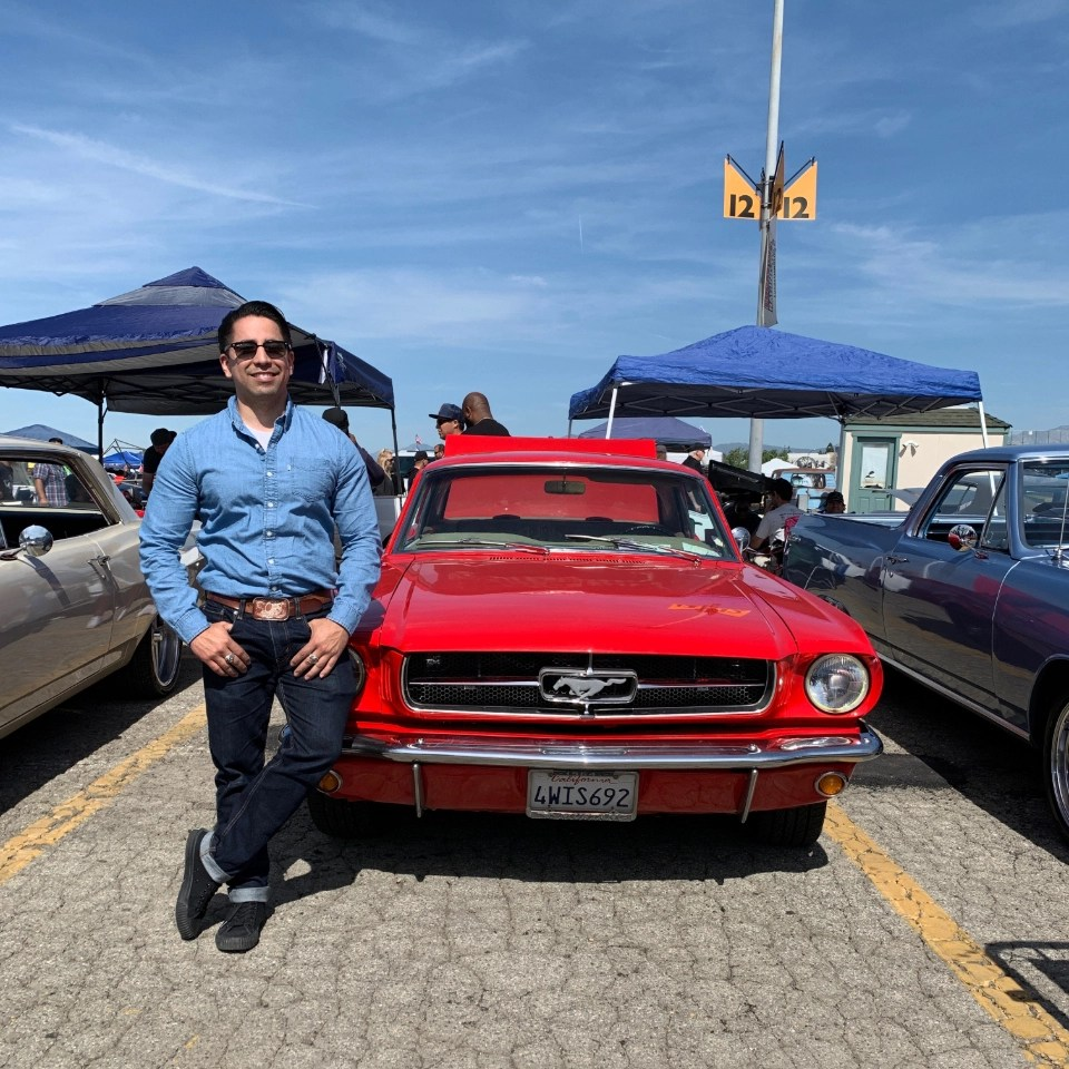 1965 Ford Mustang - Ernesto Gonzalez