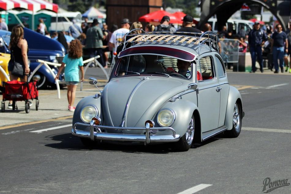 Classic Volkwagen Beetle