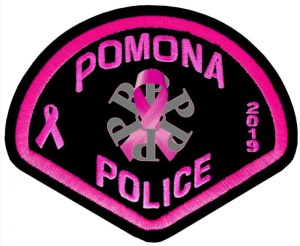 Pomona PD - Pink Patch Project 2019