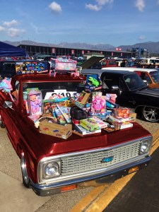 Chevy C10 Club Toy Drive
