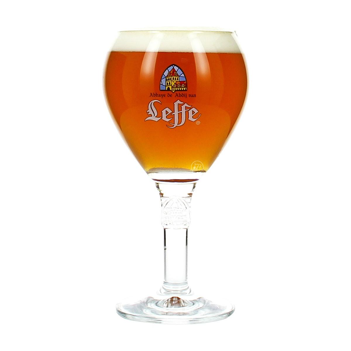 verre a biere leffe 25cl nouvelle edition