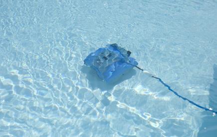robot piscine navance plus
