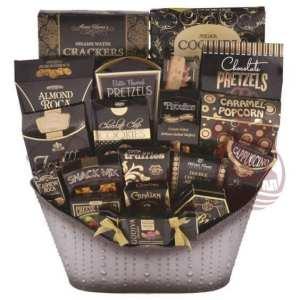 Snacker's Supreme Gourmet Gift Basket