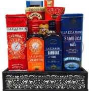 Italian Liqueur Gift Basket