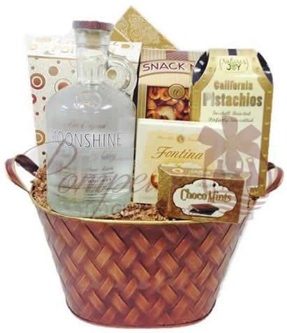 Whiskey Gift Baskets NYC