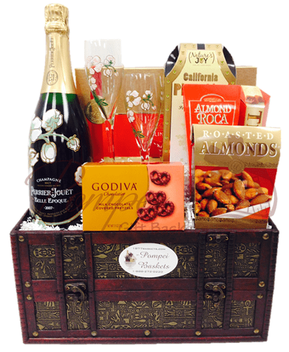 Champagne Gift Baskets NYC