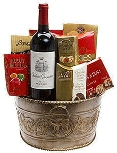 Chateau Greysac Wine Gift Baskets