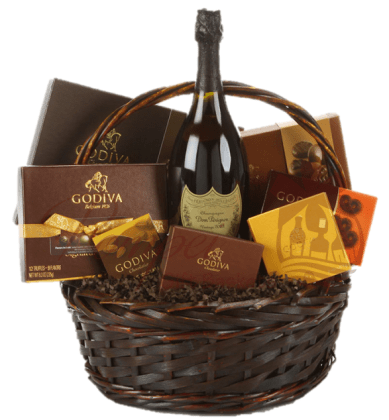 Dom Perignon Gift Baskets