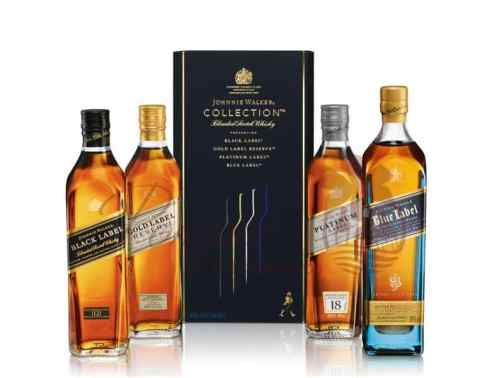 Johnnie Walker Blue Gift Baskets