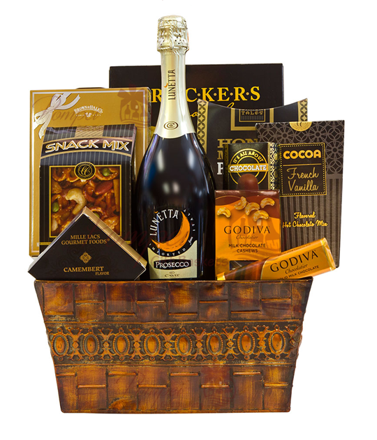 Lunetta Prosecco Gift Baskets
