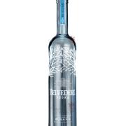 Belvedere Limited Edition Bespoke Silver Saber 1.75L