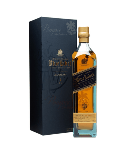 Johnnie Walker Blue Engraved NY